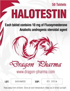 halotestin