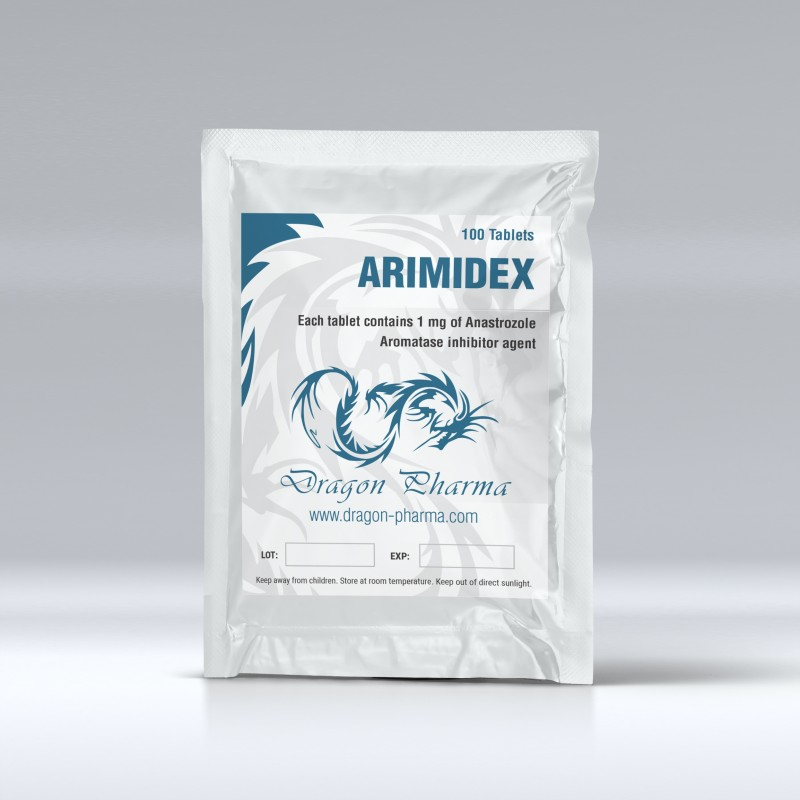 Arimidex by Dragon Pharmaceuticals