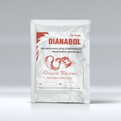 Dianabol by Dragon Pharmaceuticals