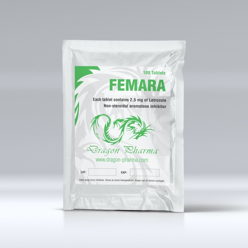 Femara by Dragon Pharmaceuticals