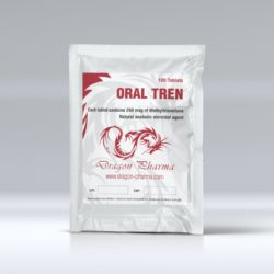 Oral Tren by Dragon Pharmaceuticals
