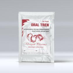 Oral Tren by Dragon Pharmaceuticals