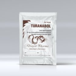 Turanabol by Dragon Pharmaceuticals